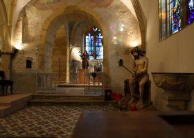 Rombas - Intérieur de l'église